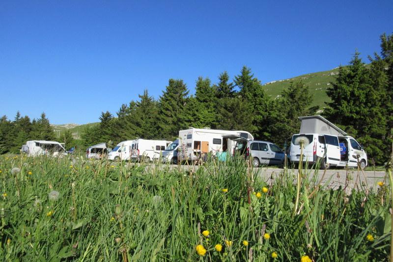 Aire camping-car à FONT D URLE (26190) - Photo 1